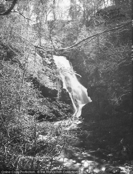 Blair Atholl, Upper Falls Of Fender c.1890