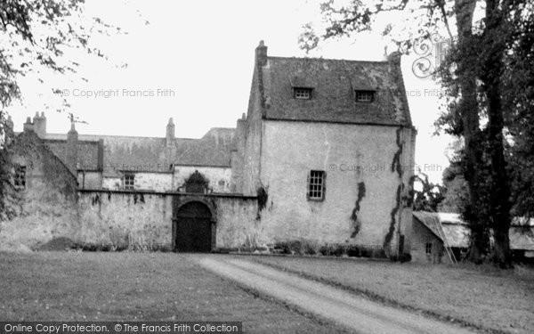 Blairgowrie, Ardblair Castle 1956