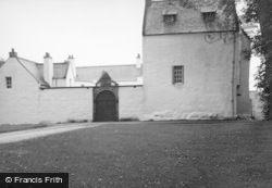Blairgowrie, Ardblair Castle 1957