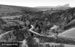 Craighall Bridge c.1935, Blairgowrie