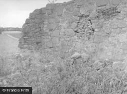 Blairgowrie, Drumlochy Castle 1956