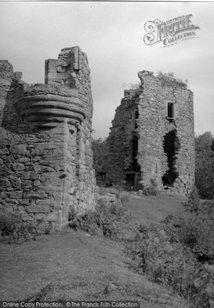 Blairgowrie, Glasclune Castle 1956