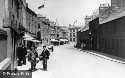 Blairgowrie, High Street c.1900