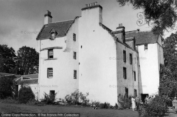 Blairgowrie, Newton Castle 1956