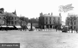 Blairgowrie, Wellmeadow And Bridge c.1900