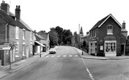 Blakedown, Birmingham Road 1968