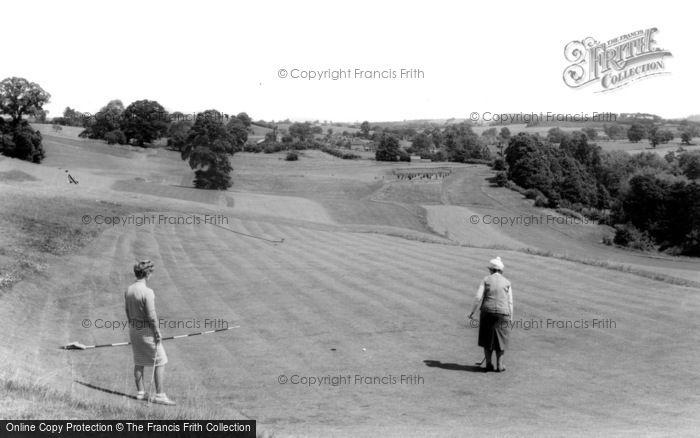 Blakedown, The Golf Course c.1965
