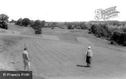 The Golf Course c.1965, Blakedown