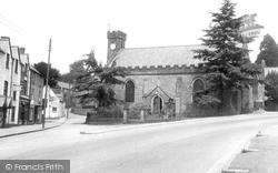 Blakeney, High Street And All Saints Church c.1955