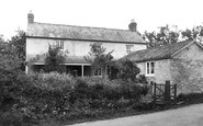 Blakeney, Lensbrook House c1940