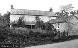 Blakeney, Lensbrook House c.1940