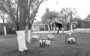 Blakeney, Lensbrook Tea Gardens c1945