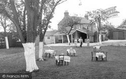 Blakeney, Lensbrook Tea Gardens c.1945