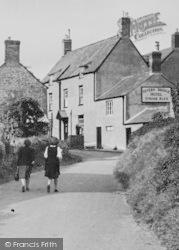 Blakeney, Severn Bridge Hotel c.1950