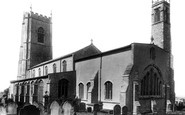 Blakeney, St Nicholas Church 1925