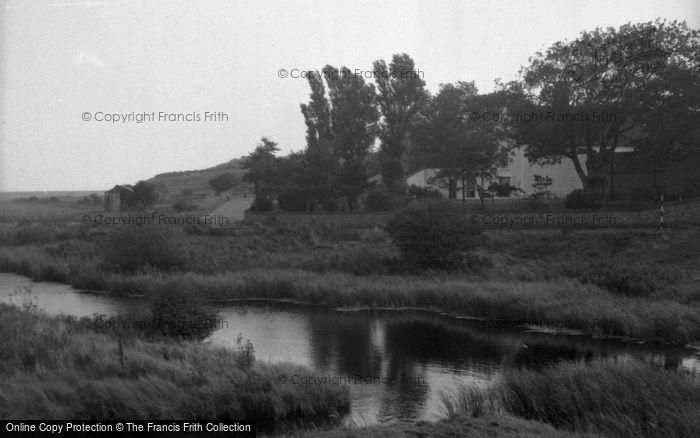 Blakeney, The Backwater c.1950
