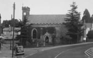 Blakeney, The Church c.1950