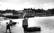 Blakeney, The Estuary c.1955