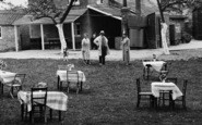 Blakeney, The Proprietor, Lensbrook Tea Gardens c.1945