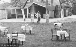 Blakeney, The Proprietor, Lensbrook Tea Gardens c.1945