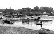 Blakeney, The Quay c.1955