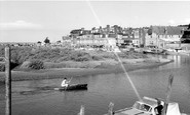 Blakeney, The River Glaven c.1965