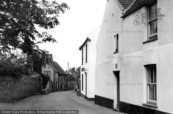 Blakeney, The Village c.1950