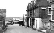 Blakeney, The Village c.1955