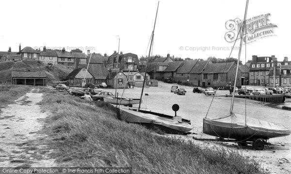 Blakeney, View From Sea Wall c.1960
