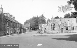 Blanchland, Abbey View c.1955