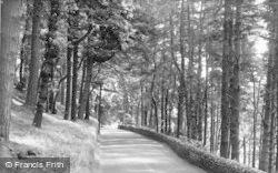 Blanchland, Bay Bridge Road c.1955