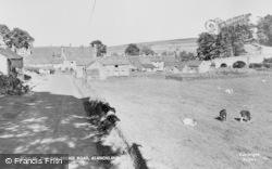 Blanchland, Bay Bridge Road c.1960