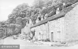 Blanchland, Bay Bridge Road Cottages c.1955