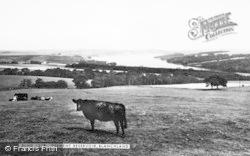 Blanchland, Derwent Reservoir c.1935