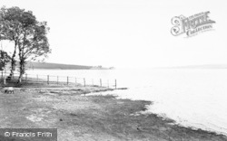 Blanchland, Derwent Reservoir c.1965