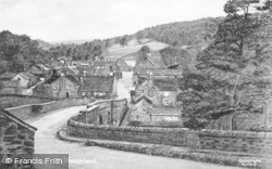 Blanchland, General View c.1935