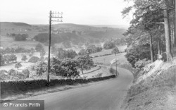 Blanchland, General View c.1955