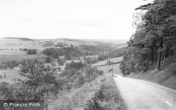 Blanchland, General View c.1960