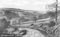 Blanchland, Looking West c.1935
