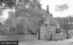 Blanchland, Lord Crewe Arms c.1955