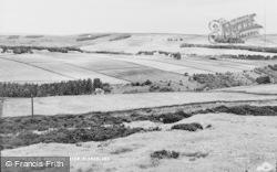 Blanchland, Moorland View c.1960