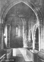 Blanchland, North Transept, The Abbey c.1935