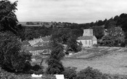 Blanchland, St Mary's Abbey c.1955