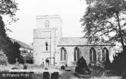 Blanchland, St Mary's Abbey Church c.1965