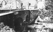 Blanchland, The Bridge c.1965