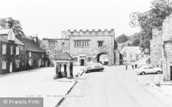 Blanchland, The Square c.1965