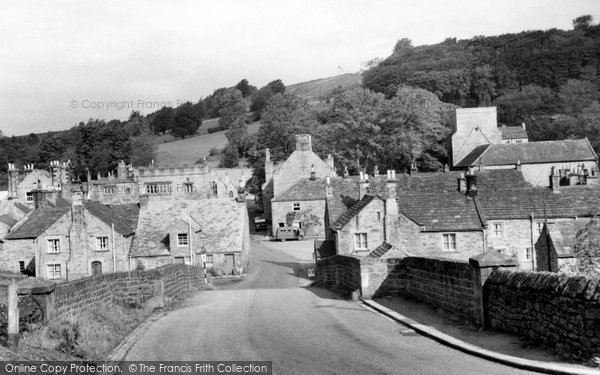 Photo of Blanchland, the Village c1955, ref. B555076