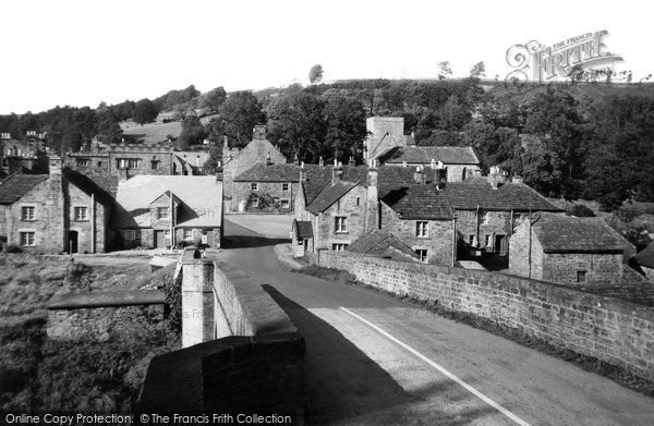 Photo of Blanchland, the Village c1965, ref. B555082