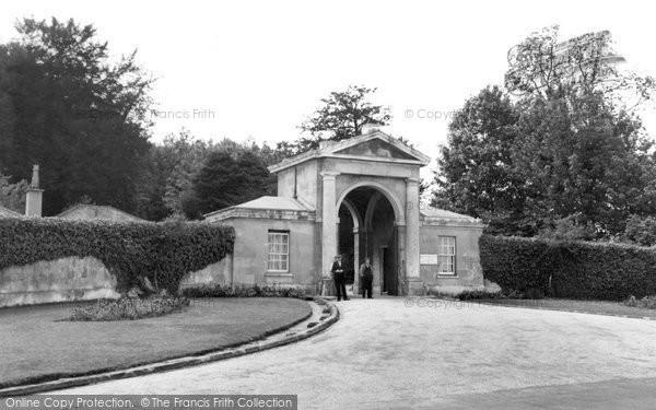 Blandford Forum, Bryanston School c.1955