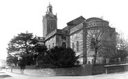 Blandford Forum, The Church Of St Peter And St Paul c.1900